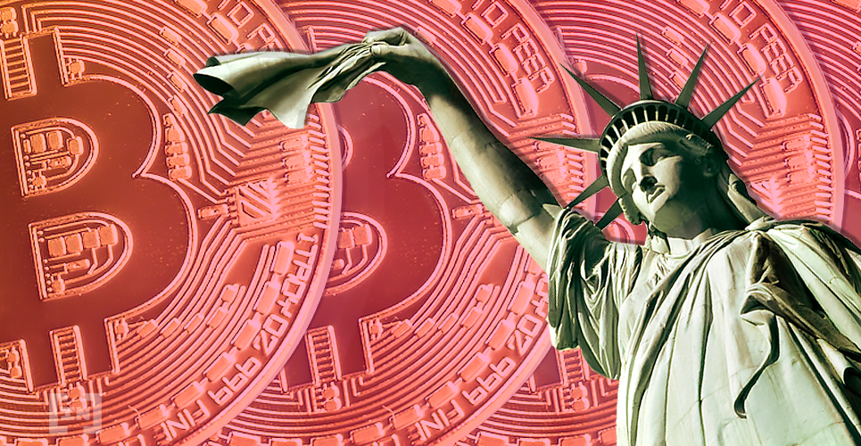 United States Military Bitcoin Energy