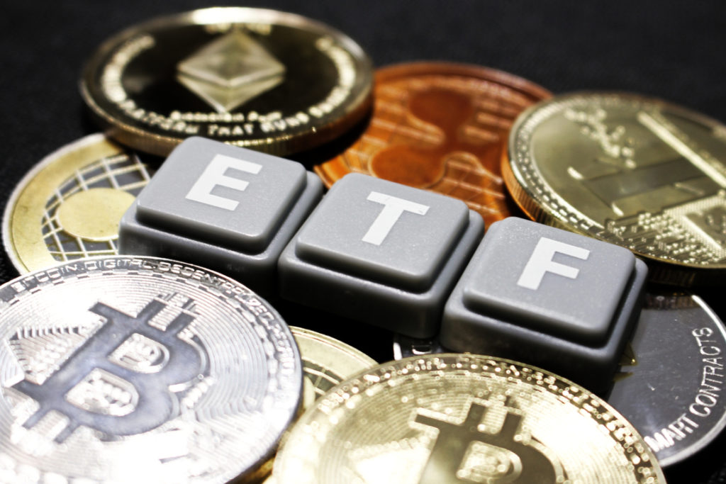 cryptocurrency etf