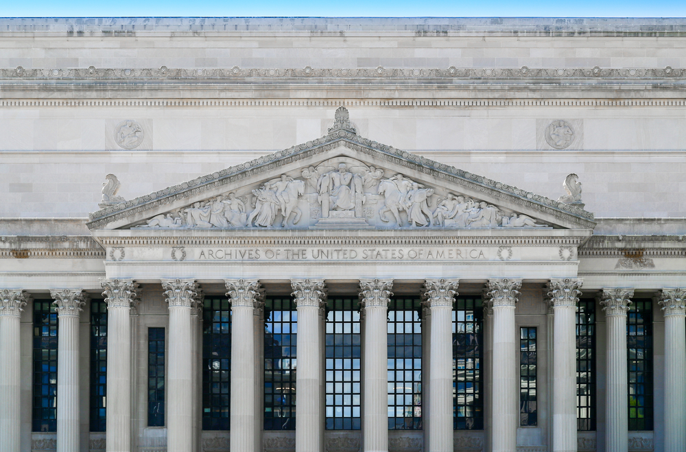 national archives us