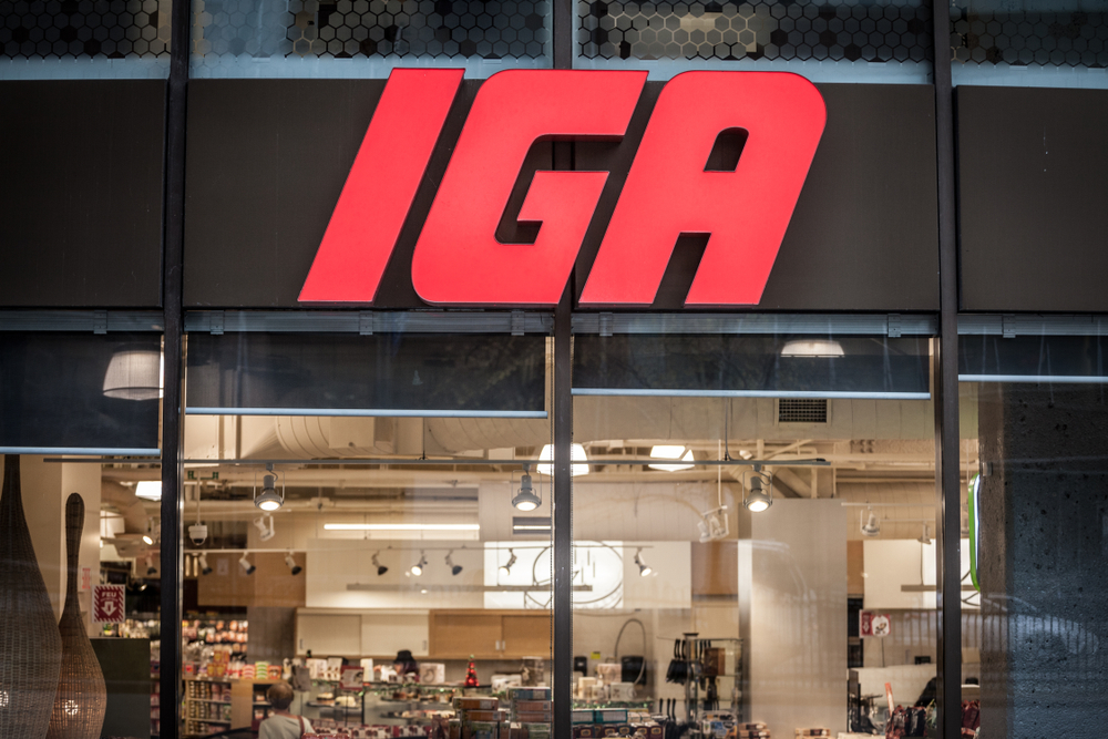 independent grocers alliance IGA
