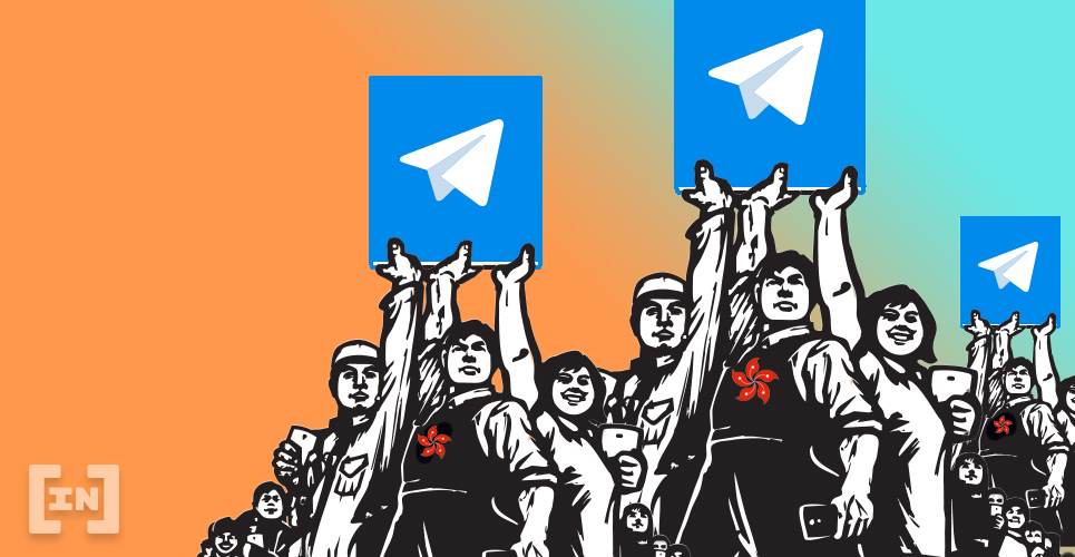 Telegram Has Decentralized Hong Kong's Massive Protests While Uniting Cryptocurrency Users
