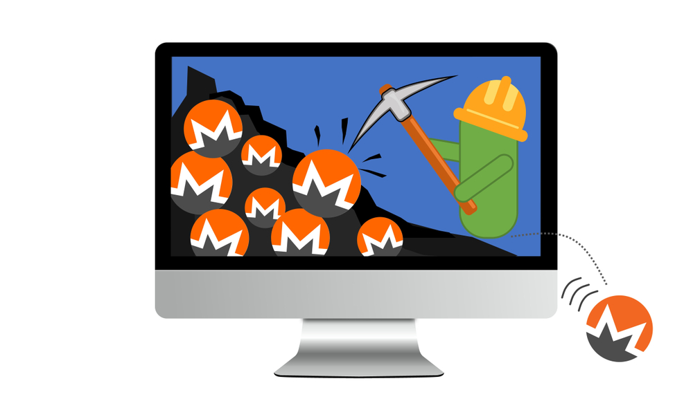 Cryptojacking Mining Monero