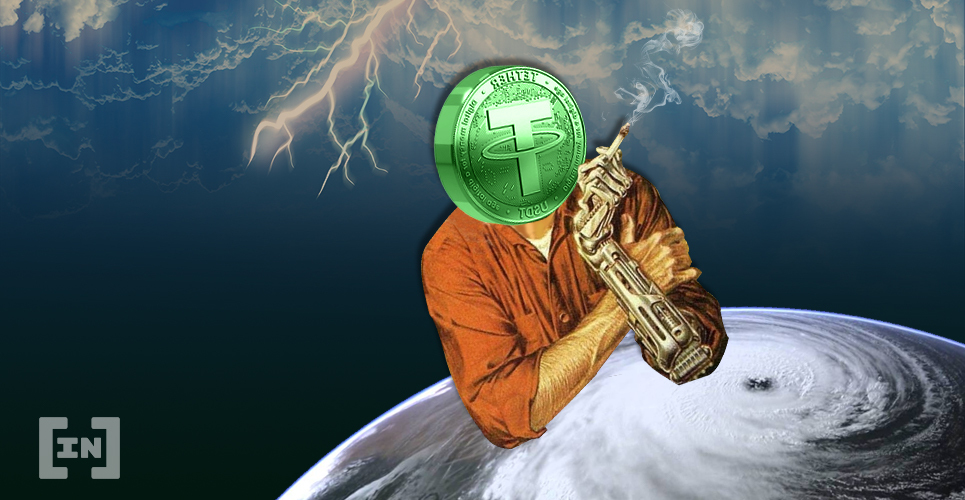 Tether USDT Hurricane