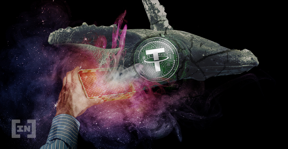 USDT Tether Whale